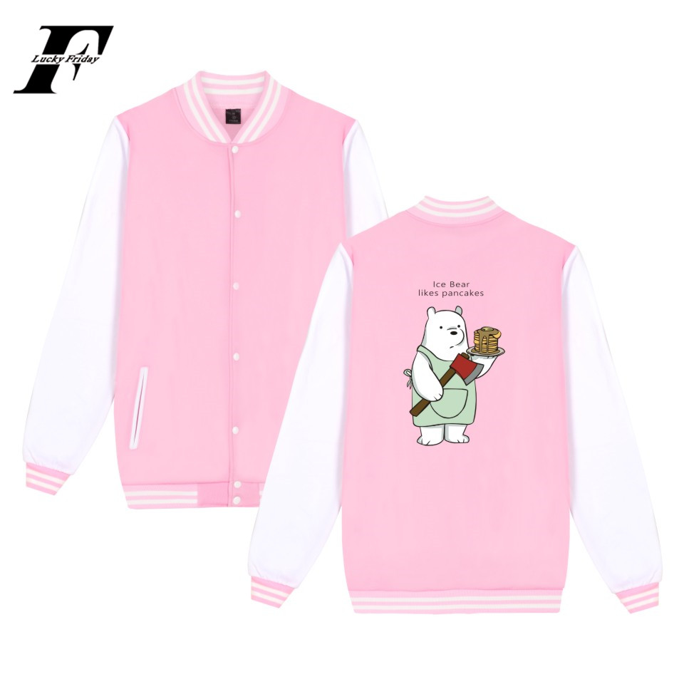Quality Shop For Cheap Luckyfridayf 2018 Got7 18 Album Hoodies Suit Plus Size Sweatshirt Cotton Fleece Pink Fashion Jacket Baseball Uniform Plus Size Excellent In