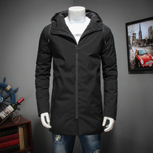 2017 New big size Cotton-padded clothes Winter Warm Quality Fit Casual Parkas Fashion Men's Clothing Jackets And Coats For Men