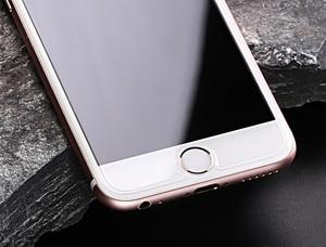 Image 3 - Verre trempé 2.5D pour iphone 7 protecteur décran demi protection décran pour iphone 4 5 6 6s plus 7 7plus 8 8plus X film de verre