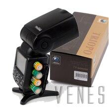 TRIOPO TR-586EX Wireless Flash Mode TTL Speedlite Work For Nikon as YN-565EX D5200 D3200 D7000 D5100 D5000 D800 D600 D7100