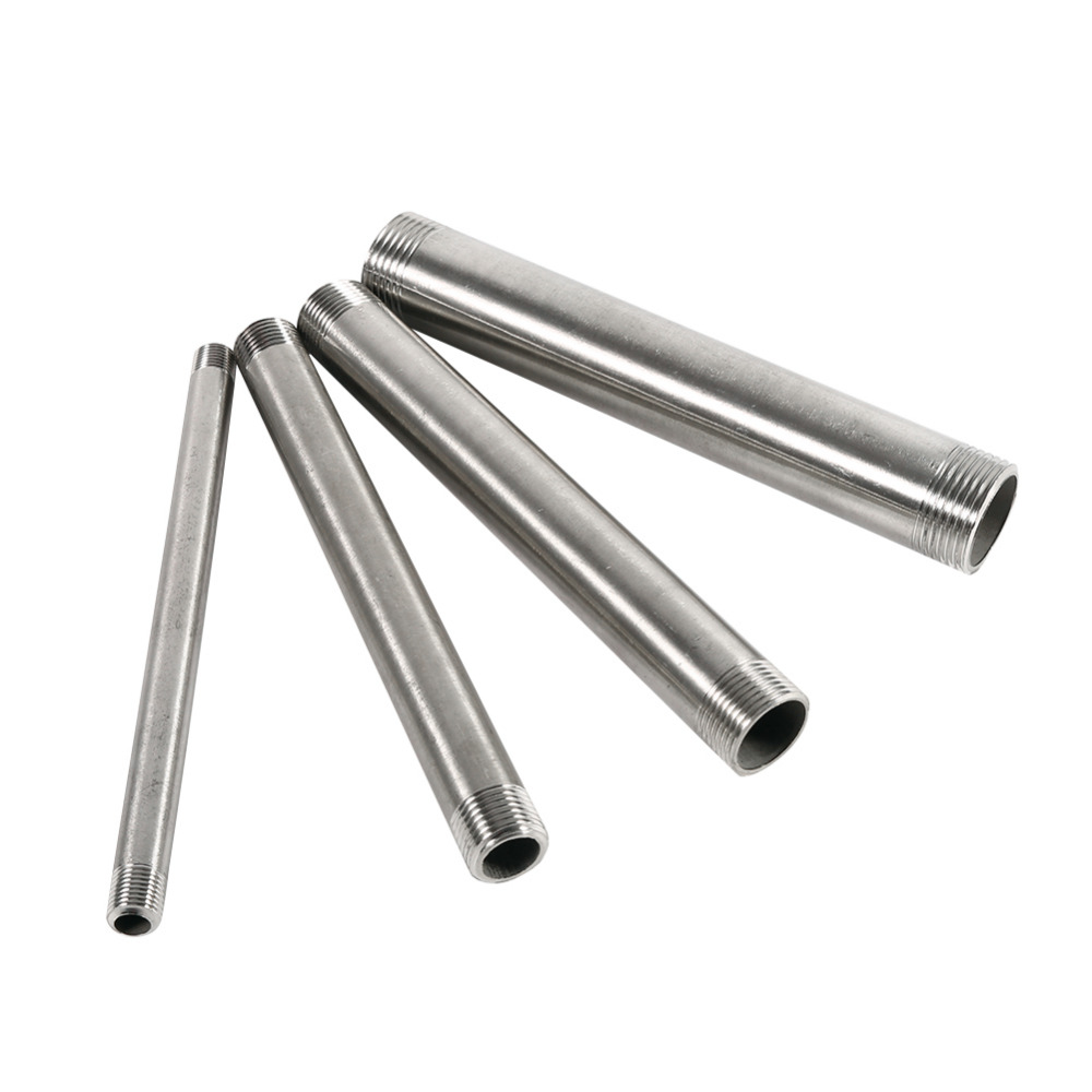 Pc stainless steel ss male threaded pipe