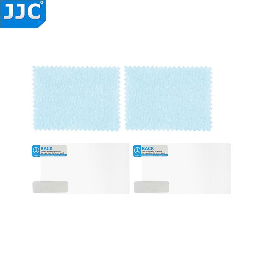 JJC LCP-70D Anti-tache reflétant Anti-scratch Haute transmission LCD Garde Film Écran Protecteur pour CANON EOS 80D 70D CAMÉRA