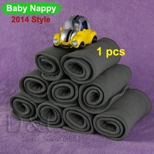 Free Shipping Baby Washable Reusable Real Cloth Pocket Nappy Diapers Cover Wrap Suits Birth to Potty One Size Without Insert happyflute os bamboo velour fitted cloth diaper ai2 onesize no synthetic material to touch baby s skin birth to potty 5 15kg