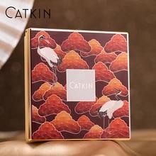 CATKIN Eternal Love Seasonal 9 Colors Eyeshadow Palette Long-lasting Easy To Wear Waterproof / Water-Resistant Christmas Makeup