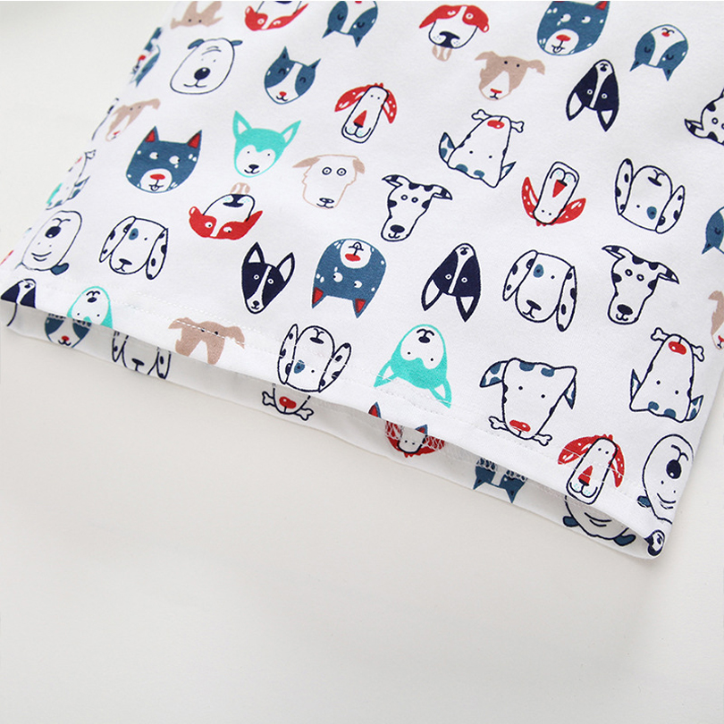 0 24M NewBorn Baby Clothes 2pcs Set Long Sleeve Cartoon Animals Print Tshirt Pant Legging Baby Boy Clothes Newborn Girl Bodysuit in Clothing Sets from Mother Kids