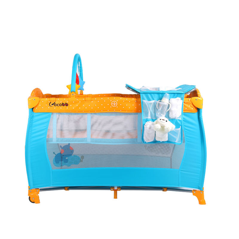 High Quality Foldable Toddler Bed Baby Crib Mosquito Net Kids Infant Baby Safty Mosquito Netting Crib Bed Playpen Play Tent