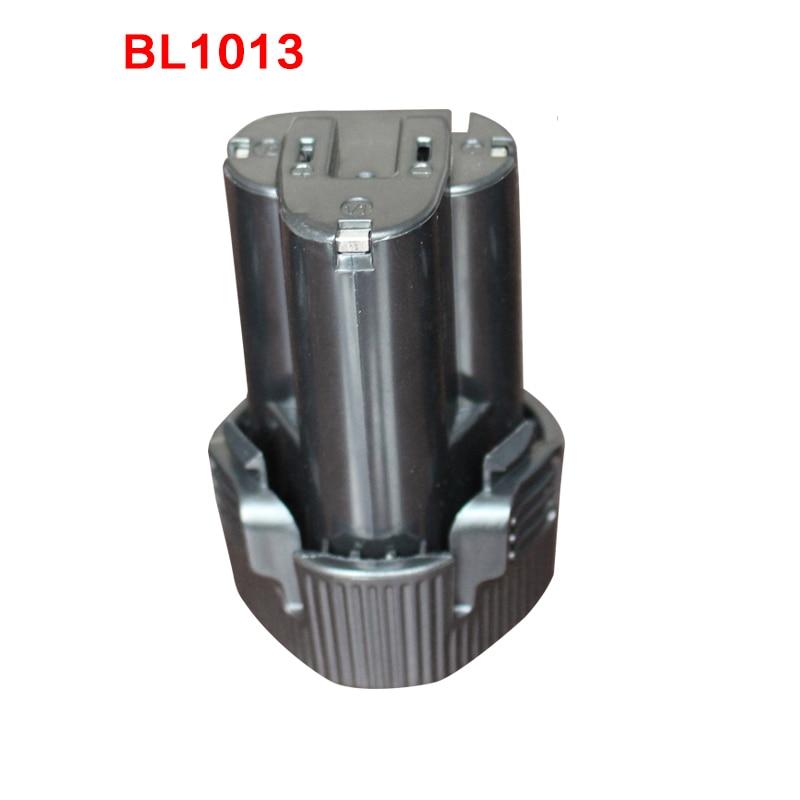 BL1013 Electric tool battery 10.8V Max 12V 2000mAh For MAKITA BL1014 Electric Power Tool Battery Li-ion Power Tool Battery power tool battery hit 25 2v 3000mah li ion dh25dal dh25dl bsl2530 328033 328034
