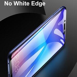 Image 5 - Aveuri 3D Vetro di Protezione Per Huawei Nova 3 3i 2 2i Della Copertura Completa di Vetro Temperato Per Huawei Nova 4 P smart Più Protezione Dello Schermo