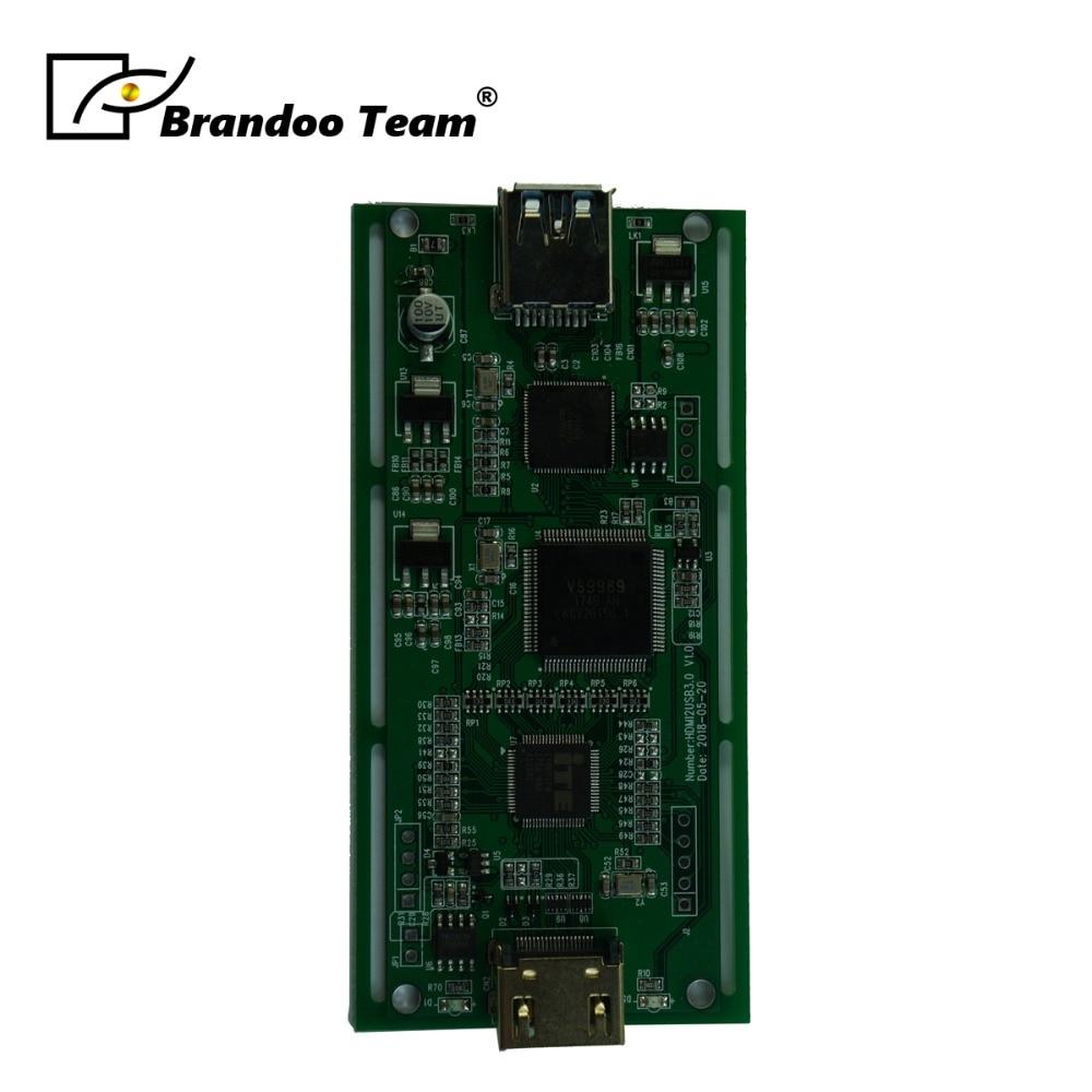 USB3.0 HD Capture Dongle module HDMI to USB 3.0 Adapter Converter board wg2usb wiegand to usb converter board grass green