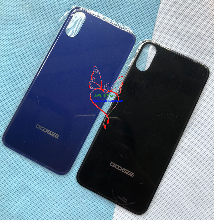 100% New Original DOOGEE X55 battery cover Durable back case For DOOGEE x55 Mobile Phone
