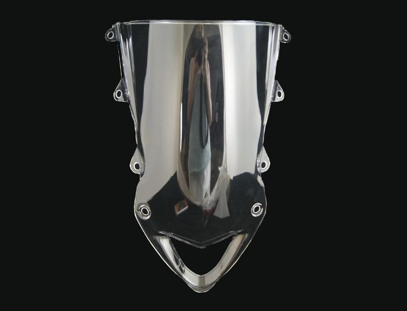 Double Bubble Windscreen Windshield Shield Screen For BMW S1000RR S 1000 RR 2009 2010 2011 2012