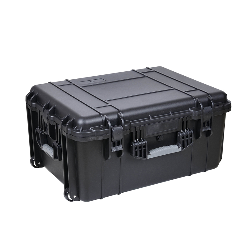 China Manufacturer Strong IP67 PP Plastic Camera Box With Pick Pluck Foam