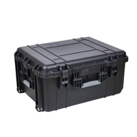China Manufacturer Strong IP67 ABS plastic camera boxes tool case