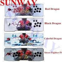1500 Games in 1 Pandora's box 9 Arcade Game Console Sanwa Joystick Arcade Console Game Box With VGA HDMI output