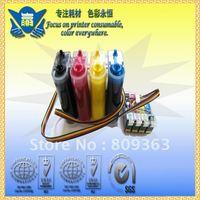 Mit pigment tinte CISS Continuous Ink Supply System T1291N T1294N für Epsons Stylus S22/SX218/SX420W/SX425W/ büro BX305F-in Fortlaufendes Tinten-Versorgungssystem aus Computer und Büro bei