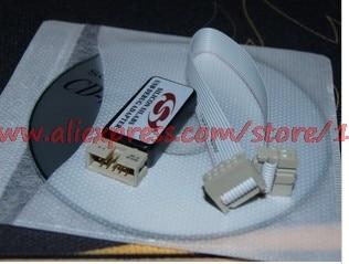 U-EC3 U-EC5 U-EC6 C8051F MCU USB Emulator Downloader Debugger