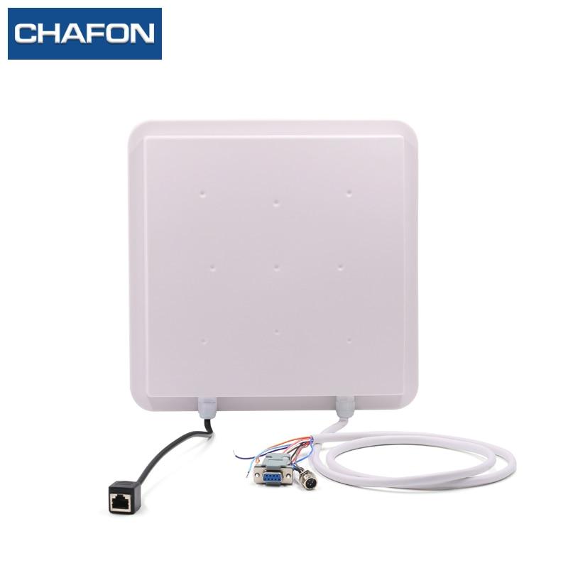 CHAFON 6M rfid reader uhf rj45 RS232 WG26 RS485 provide free english SDK demo for warehouse