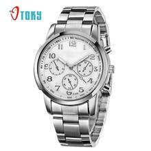 OTOKY Hot Selling Man Sports Business Etiquette Three Six-pin Quartz Watches Gift 1pcs Dec 23