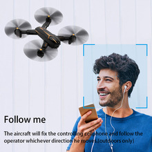 NEWS XS812 2.4G RC Drone With GPS 1080P 5G Wifi HD Camera Foldable FPV Quadcopter Altitude Hold