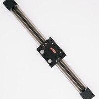 Flexiable положение двигателя 1000 мм линейный рельс руководство для козловой системы