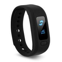 Bluetooth 4.0 Smart Band Smart Браслет движение шагомер Мониторы Браслет Деятельность Фитнес трекер 5 видов цветов