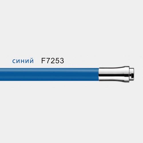 Frap многоцветная силиконовая трубка гибкий шланг все направления для кухонного крана 6 цветов Гибкая водопроводная труба - Цвет: Синий