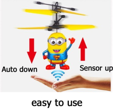 Flying Dolls Toy Remote Control Drone
