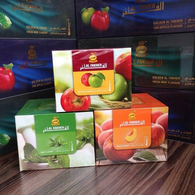 Turquie importation Al Fakher Chicha narguilé outil accessoires en verre Chicha fumer Chicha pour fumée de fruits