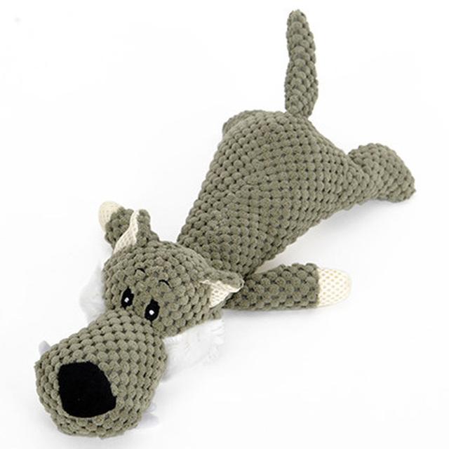 Interactive Animal Shape Pet Toy