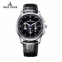 2020 novo reef tiger/rt relógios casuais de luxo para homem automático relógios à prova drágua relogio masculino rga1654