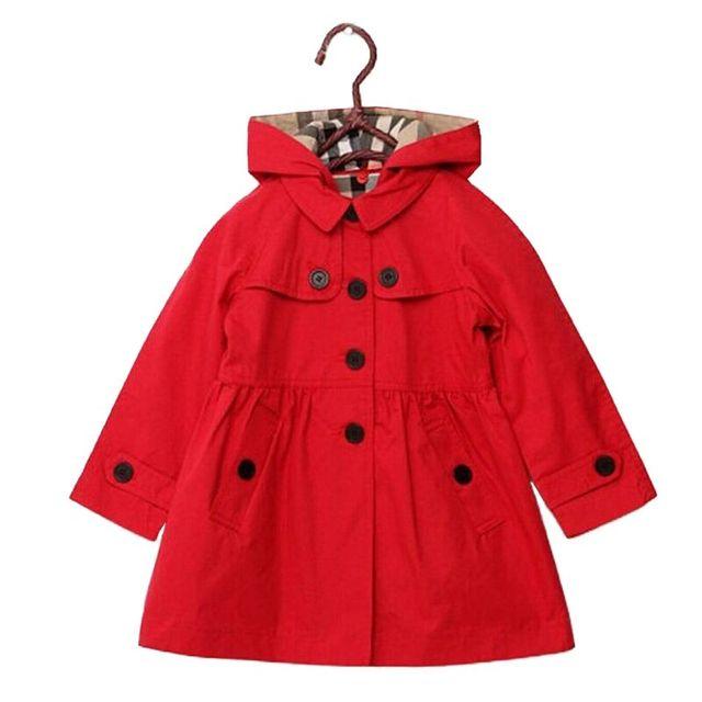 4 Cores tamanho Grande 3-10Yrs Girls & Boys moda jacket. outono & Primavera, Crianças de Algodão casaco de manga Longa, europeu & American moda Casaco
