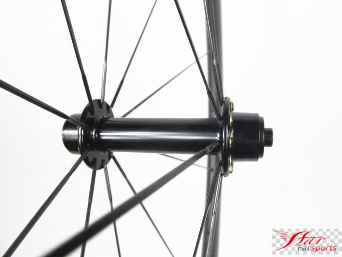 Farsports FSC50-TM-25 ED HUB Cestna kolesa V zavore z visoko TG smolo - Kolesarjenje - Fotografija 5
