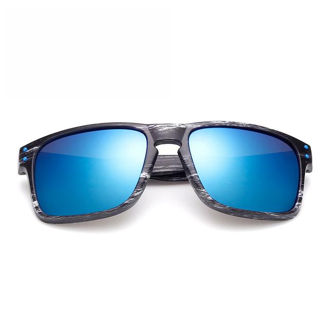 Sunglasses Men Sport Eyewear Brand Designer Driving Oculos De Sol Reflective Coating UV400 With Case  Women Sunglass