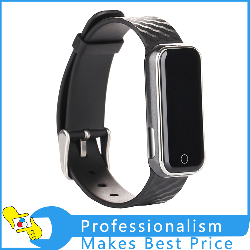 QS50 Bluetooth 4.0 Smart Watch Bracelet Sport Watch Wristband Heart Rate Monitor For Android iphone n7 bluetooth smart watch smart wristband for android