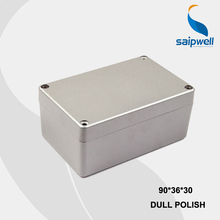 90*36*30mm Size Industrial Waterproof Aluminium Box / Electrical Aluminium Enclosure With CE,ROHS