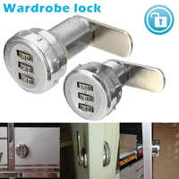Safe Keyless Digital Code Combination Lock for Home Mail Box Cabinet Drawer LB88