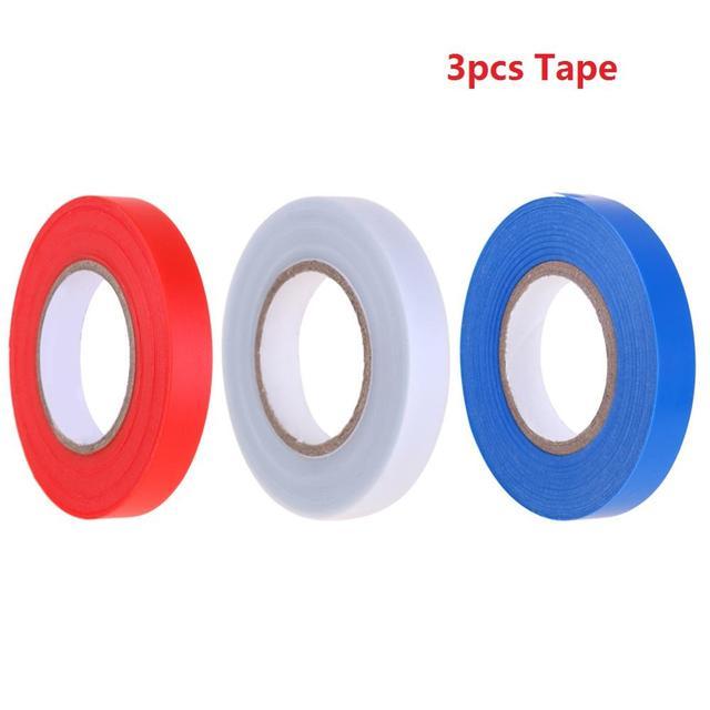 3pcs Tape 3 colors