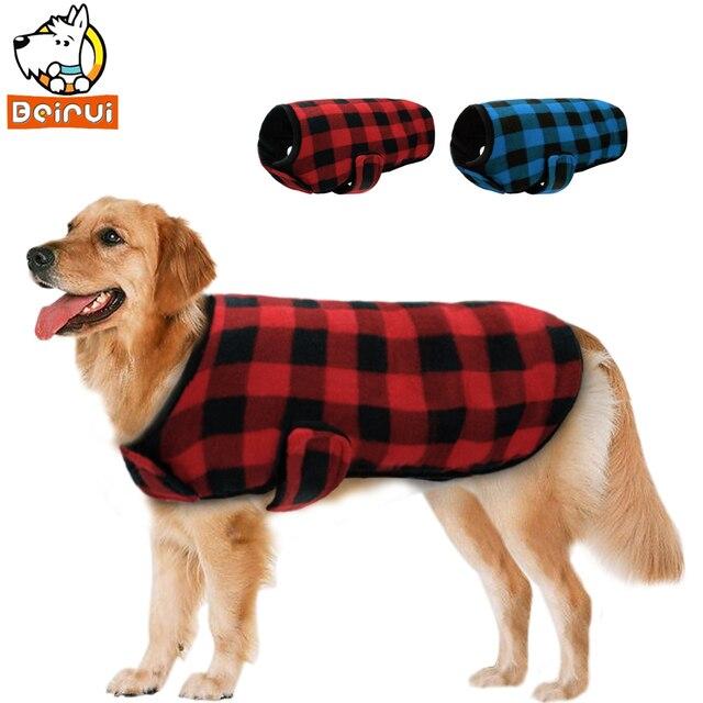 Autunno Inverno Vestiti Del Cane Maglia Giacca In Pile Caldo Pet Puppy Cani Capp