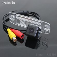 цена на Reversing Park Camera / Rear Camera / FOR KIA Carens / Ceed / Rondo / HD CCD Night Vision + Wide Angle
