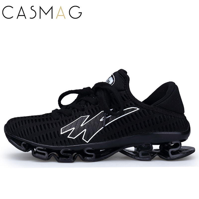 CASMAG Super Cool Running Shoes Men Sneakers Bounce