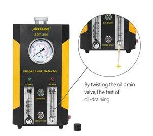 Image 5 - 2020 新世代autool SDT206 車トラック煙リーク検出器煙機evapシステム更新されたバージョンのSDT 206