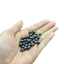 Slingshot Bullets 6mm Steel Balls Bow Professional slingshot outdoor bullets used for hunting bow