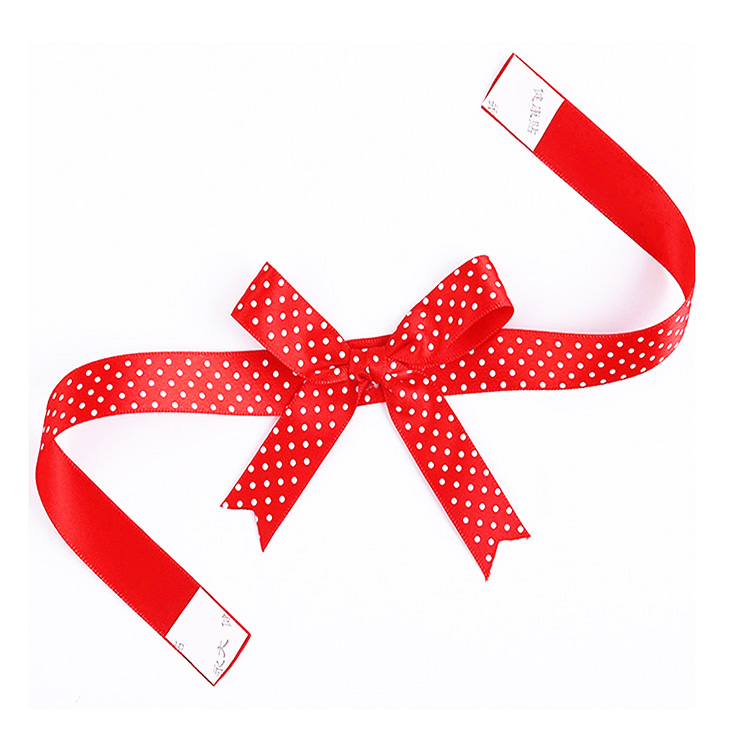 Adjustable Bow Tie Ribbons With Bows For Gift BoxesAdjustable Bow Tie Ribbons With Bows For Gift Boxes