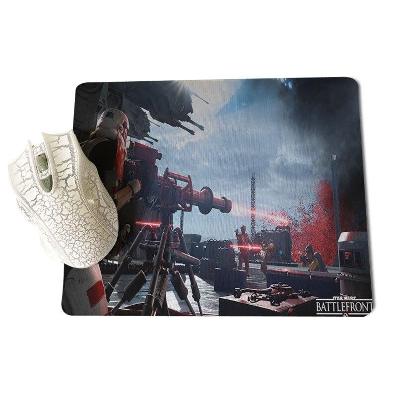 Maiyaca Высокое качество звездных войн комфорта Мышь Коврики игровой Мышь Pad Размеры для 18x22 см 25x29 см малый Мышь pad