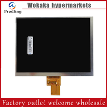 New LCD Display Matrix For 8″ Ritmix RMD-855 TABLET inner TFT LCD Screen Panel Lens Frame replacement Free Shipping