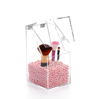 M Acrylic Makeup Organizer Storage Containers Casket For Decorations Acrylic Makeup Organizer Safe Storage Container C138
