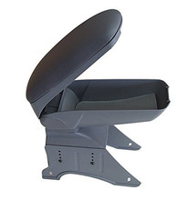 Black Universal Armrest Arm Rest Centre Console car van bus New