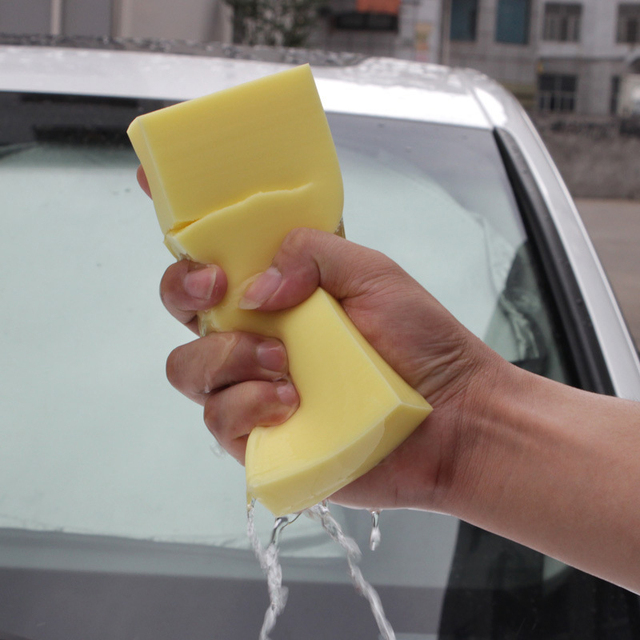 Sponge block Cleaning foam Super absorbent PVA multifunctional kitchen cleaning cotton Car wash tools