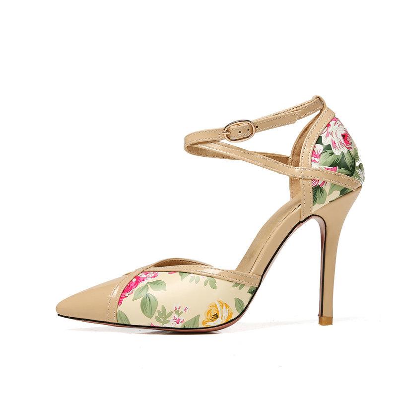 العرقية مضخات النساء أحذية 6