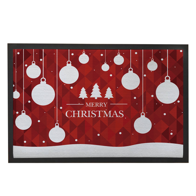 christmas doormat for entrancefestive bathroom carpetred christmas door mat outdoorrubber